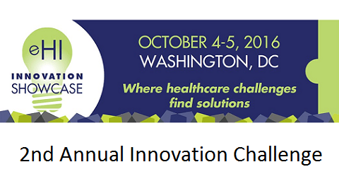 eHealth Initiative Announces Innovation Challenge and Showcase