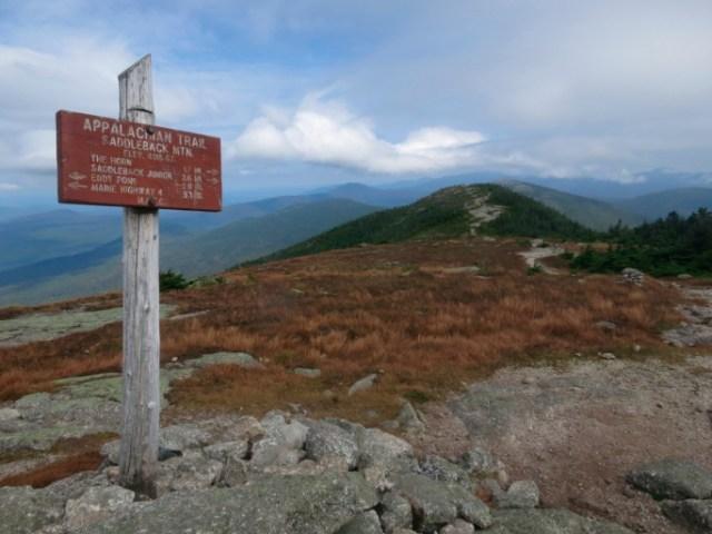 Saddleback Mountain Summit