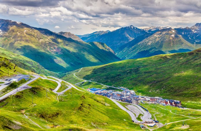 healthy things to do in andorra
