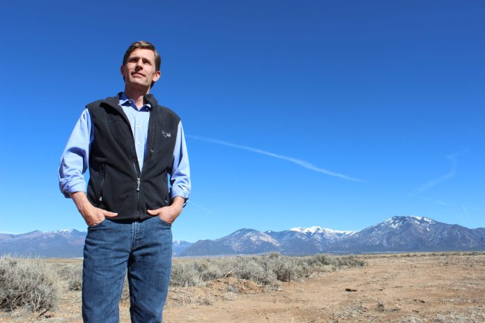 health fitness revolution interview with new mexico senator martin heinrich