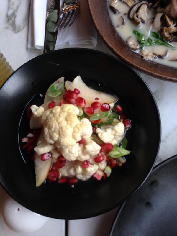 probiotic cauliflower kimchee we love redemption healthy, vegan bar by Healthista