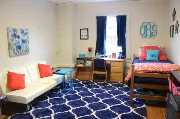 Sophomore Dorm Room Tour  Healthy Liv ~ 135149_Three Person Dorm Room Ideas