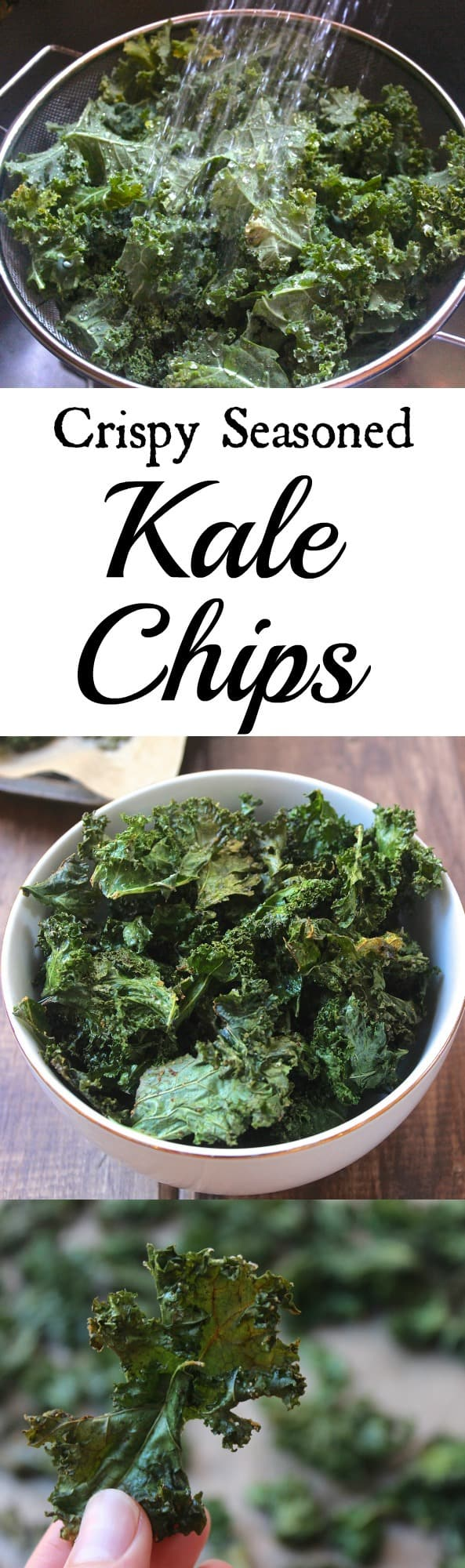 how to cook healthy kale chips