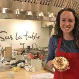 Perfect Pie Class at Sur La Table + Pie-Making Tips