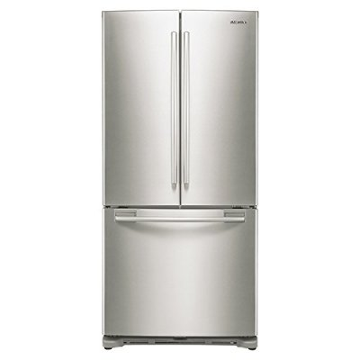 Best french door refrigerator and reviews 2016 2017 for 18 cubic foot french door refrigerator