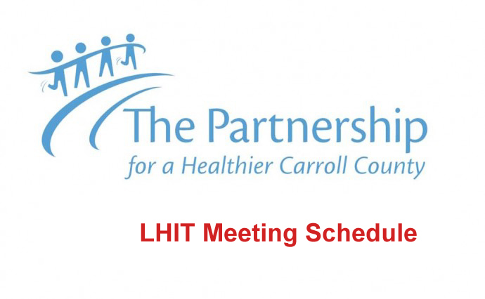 Local Health Improvement Coalition & Team Meeting Schedule