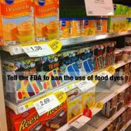 The True Dangers of Food Dyes