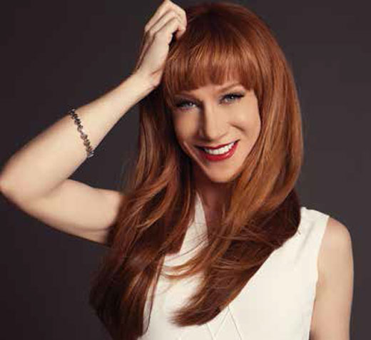 Kathy Griffin   Healthy Living Magazine Kathy Giffin Seriously  Healthy Living Online