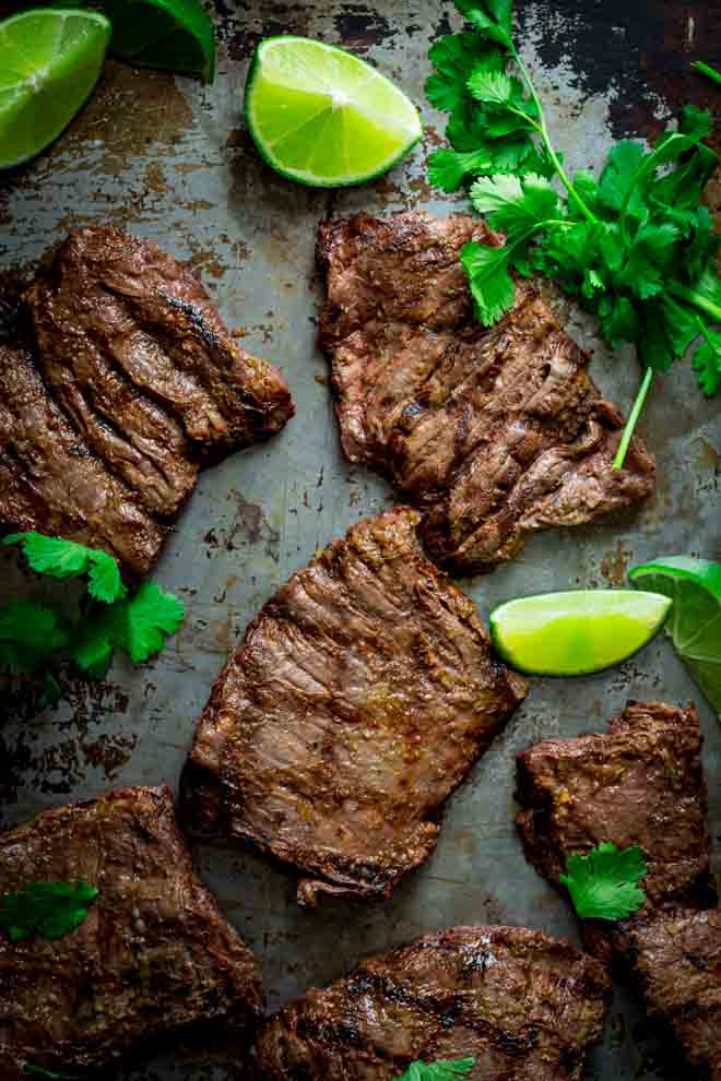 Paleo Brown Sugar Skirt Steak