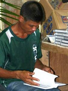 Rinard Reading NT