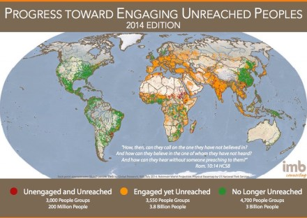 10-40 Window Progress map 2014 IMB