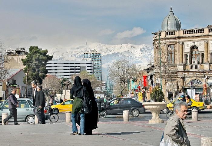 travel Tehran, Iran