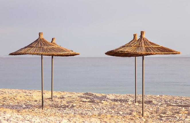 Dhermi Beach, Albania
