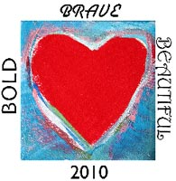 Brave Bold Beautiful 2010