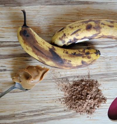 Creamy Banana Chocolate Spread