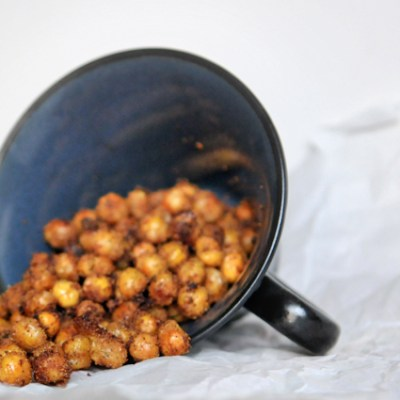Toasted Ranch Chickpeas
