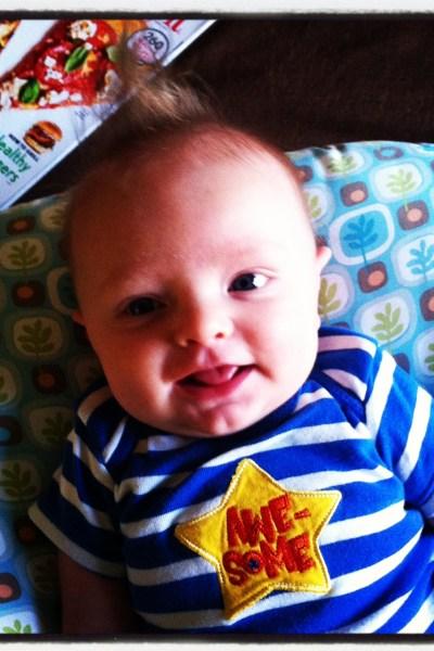 Week 11: Full-Fledged Baby