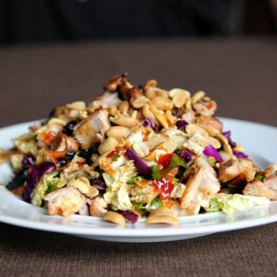 Blog Love:  Thai Crunch Chicken Salad