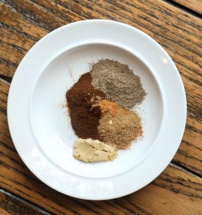 Homemade Chai-Spiced Coffee