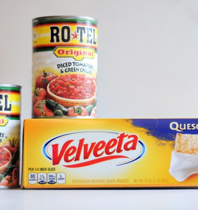 Football Favorite: Queso with a Twist