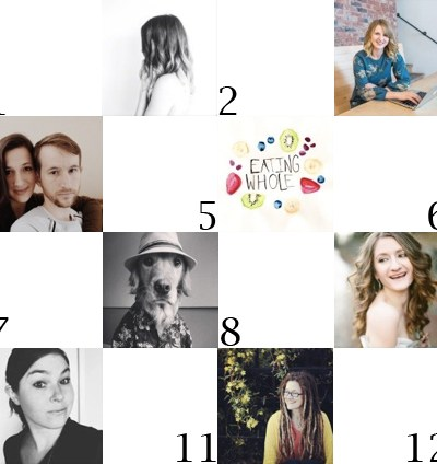 12 Instagrammers You Should Totally Follow