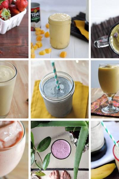 40+ Smoothie Recipes to Make You Go MMMMMMMMM