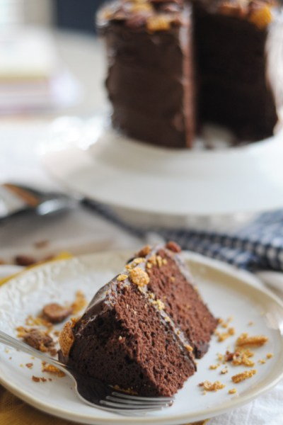 Wicked Mix Chocolate Cake