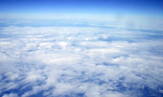 When JetBlue flies over