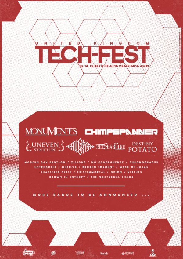 UK Tech Metal Fest 2012