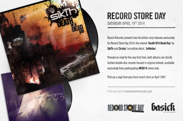 basick record store day 2014