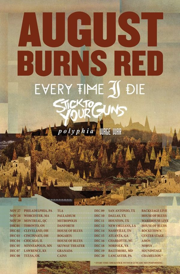 ABR Tour Fall 2015