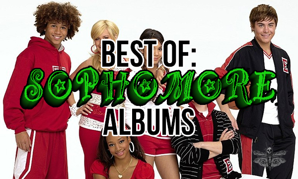 Best of Sophomore Albums 2
