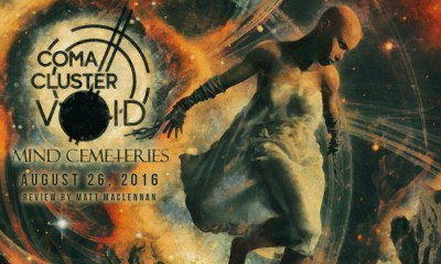 coma cluster void review