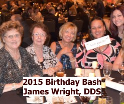 Birthday Bash James Wright DDS