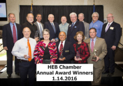2016 Chamber Awards Winners