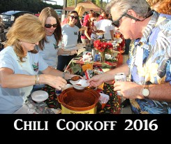 Chili Cookoff 2016