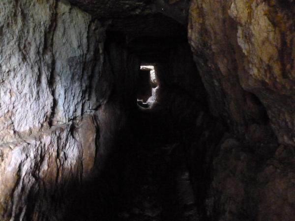 Beneath the Stoa of Attolos - Delphi 2013 (1) (Medium)