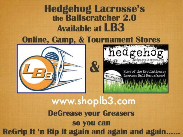 LB3 & Hedgehog Lacrosse