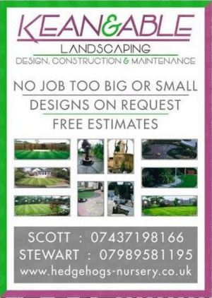 Kean & Able Landscaping