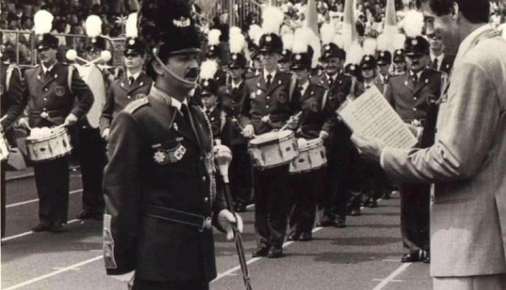 De fluit- en tamboercorps Prinses Marijke van de Heerlerbaan | Bron: Reijckheyt