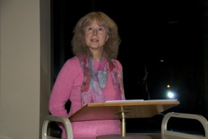 Reading at the Chanhassen Library
