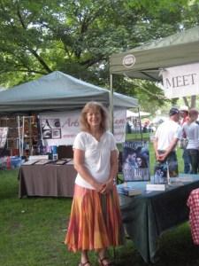 Heidi at River City Days