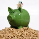 Staat erhöht Förderung: Mit Pellets heizen und doppelt sparen