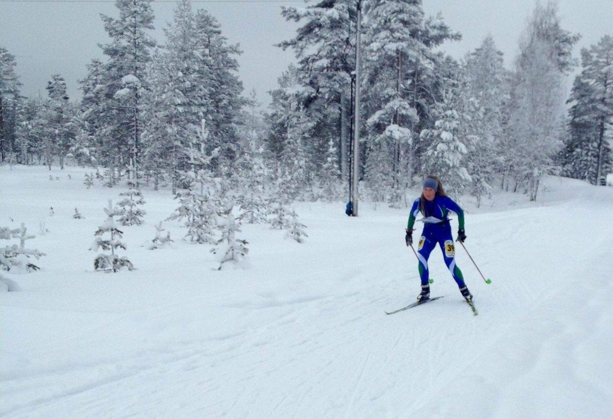 Cecilia Thomasson om alternativ vinterträning
