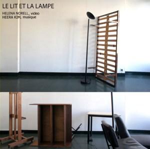 lelitlalampe Le lit et la lampe/Sängen och lampa