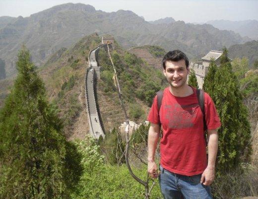Guest Post Frank Mullin Helen in Wonderlust Teaching in China