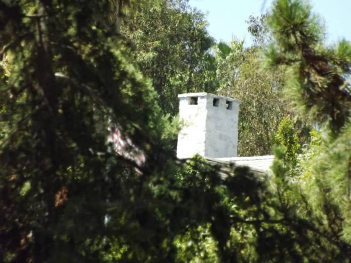 Tom Cruise's Chimney