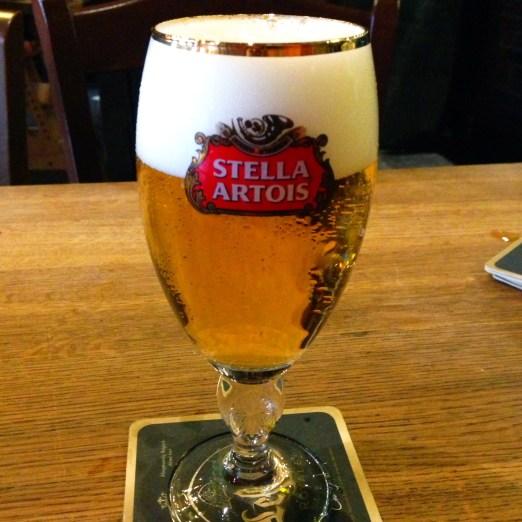 Stella Artois Brussels Belgium