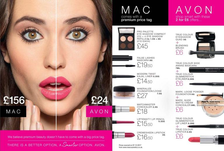 Avon s Brochure 7 Highlights     Helen s Beauty Dream Team We believe premium beauty doesn t have to come with a big price tag