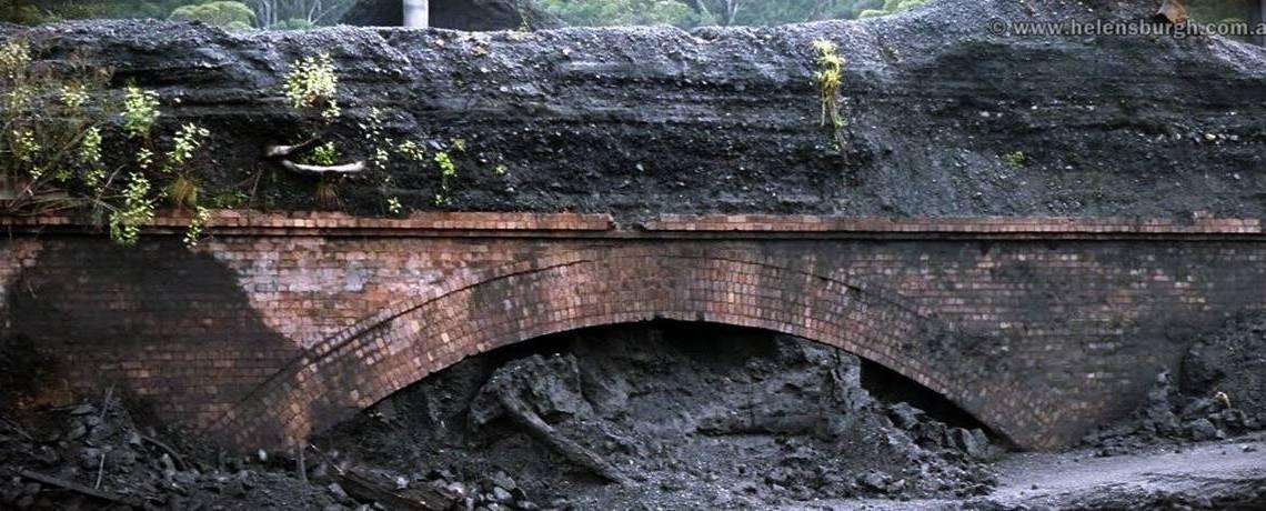 Metropolitan Colliery Dump Siding Over-bridge